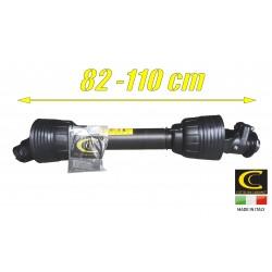 Wałek Przekaźnika Mocy 460Nm 82cm + sprzęgło kołkowe 1300Nm